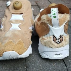 RARE Ted 2 angry Ted insta pumps reebok